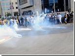 Демонстрантов у посольства США в Тунисе разогнали слезоточивым газом