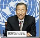 Комики разыграли генсека ООН