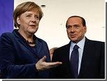Пресс-секретарь Меркель назвал высказывания Берлускони о евро абсурдными