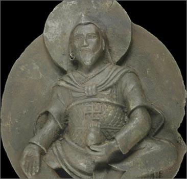 Буддийский бог, найденный нацистами, оказался космического происхождения. Фото