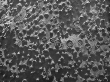 На Марсе обнаружены загадочные шары. Фото