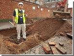 Искатели могилы Ричарда III нашли человеческие останки