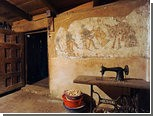 На кухне в гватемальской деревне найдены фрески майя