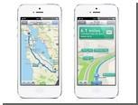 """В картах из iOS 6 задействовали разработки """"Яндекса"""""""