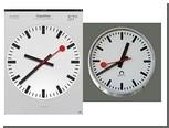 Apple уличили в копировании швейцарских железнодорожных часов