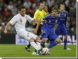 Украина сыграла вничью с Англией в отборочном матче ЧМ-2014