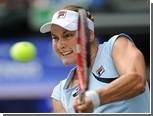 Российская теннисистка стала первой полуфиналисткой турнира в Токио