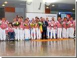 Путин наградил российских паралимпийцев орденами