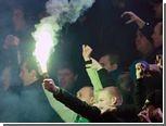 Матч Кубка России по футболу остановили из-за беспорядков
