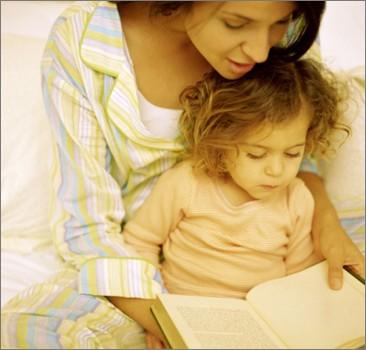 Ради успеваемости детей родители должны читать детям на ночь