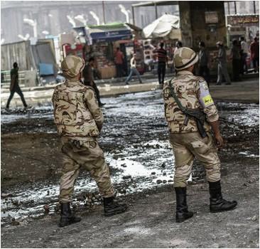 В Египте продлен режим чрезвычайного положения