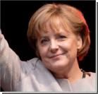 Меркель празднует победу