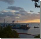 Начались работы по подъему лайнера Costa Concordia. Видеотрансляция, фото