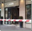 Грабители протаранили на авто ювелирный магазин и похитили драгоценности на 2 млн