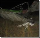 В Тернопольской области дельтаплан упал на провода: пилот погиб, села обесточены