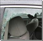 В Одессе неизвестный за ночь разбил 50 машин