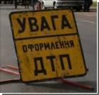 """Пьяная девушка на """"Хонде"""" устроила погром в центре Киева. Видео"""