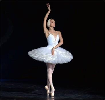 Ученые выяснили, почему у балерин не кружится голова
