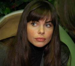 Инна Гомес - самая красивая модель России