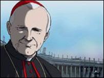 Мультфильм расскажет о  бывшем Папе
