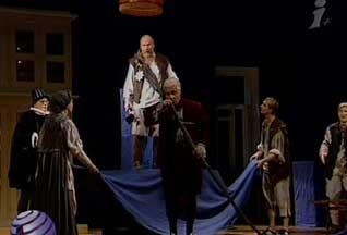 Печальный рыцарь появится на сцене Русской драмы