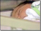 Женщина родила своего внука