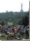 Большинство киевлян считают заброшенными парки на Днепровских склонах