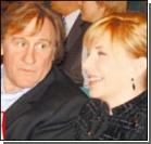 Депардье не дал скучать жене Ющенко. Фото