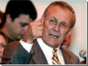 Рамсфельд заявляет, что уверен в поддержке Буша