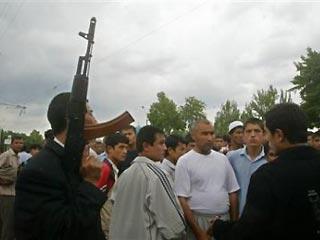 Каримов признал, что мятеж в Андижане был вызван недовольством людей местной властью
