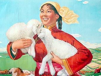 """Китай начинает строить """"гармоничное общество"""""""