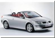 Renault отзывает 80 тысяч кабриолетов