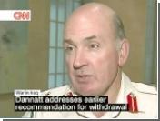 Начальника британского генштаба обвинили в нарушении конституции