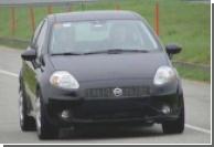 Появились фотографии Fiat Grande Punto Turbo