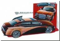 Chrysler готовит к показу удлиненный седан 300С Pullman