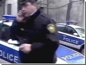 Грузинская полиция сняла оцепление вокруг здания штаба российских войск в Тбилиси