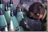 Израиль заподозрили в использовании урановых боеприпасов