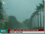 "Во Вьетнаме число жертв тайфуна ""Сангсан"" возросло до десяти человек"