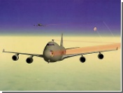 Пентагон готовит испытания самолета с лазерной системой ПРО