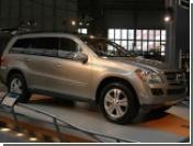 Автомобиль от Mercedes-Benz объявлен внедорожником года