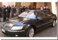 В гараже Папы Римского появится Volkswagen