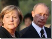 Путин не смог уговорить Меркель