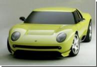 Lamborghini отказывается от стиля ретро