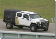 Шпионы добрались до Hummer Н3