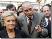 Жак Ширак заявил о возможности введения временных санкций в отношении Ирана
