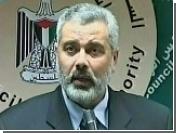 """Глава """"Хамаса"""" обвинил США в попытках свергнуть правительство ПА"""
