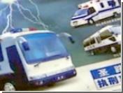Sky News обнаружила в Китае автобусы для казни