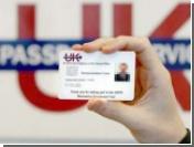 Для британцев вводятся биометрические паспорта