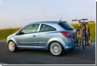 Новая Opel Antara получит багажник для велосипедов