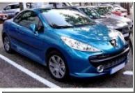 Peugeot 207 CC снял камуфляж